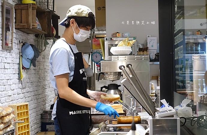 8 大阪心齋橋 Luke's Lobster 龍蝦三明治