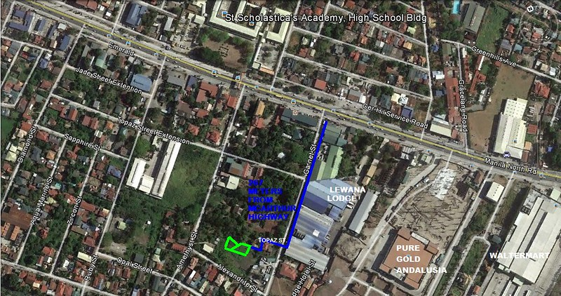 ON HOLD! Lot San Fernando Pampanga Ramar Village! Ref# 0000730