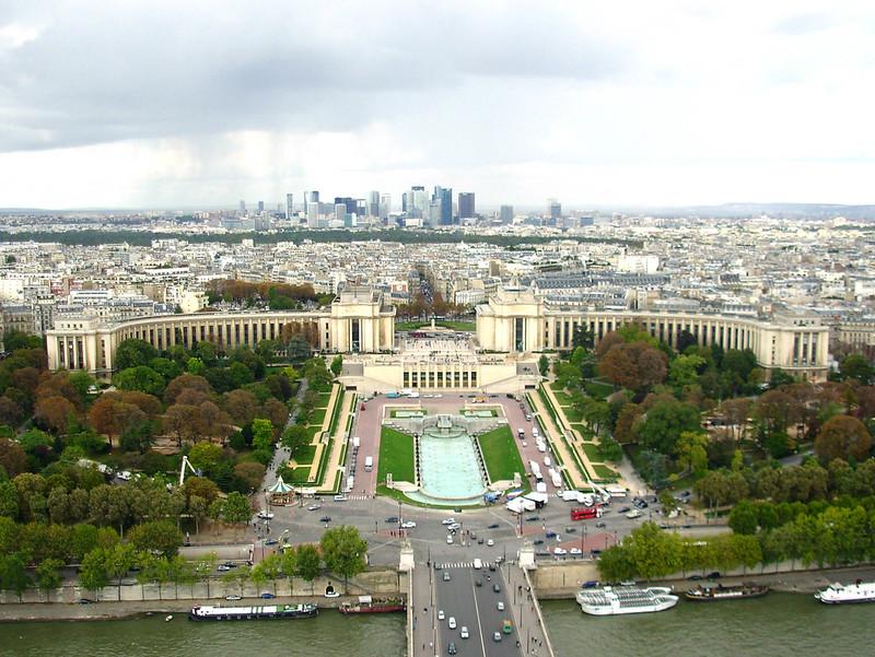 Palais de Chaillot, Paris, França