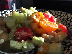 Jean's Cucumber and Tomato Salad