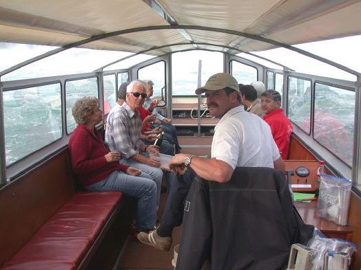 Bootsfahrt 2008