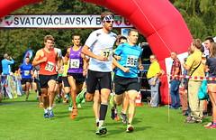 Svatováclavský běh Blažovice