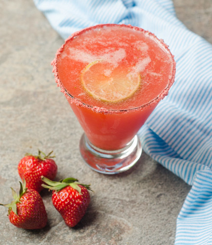 The Ultimate Strawberry Margarita