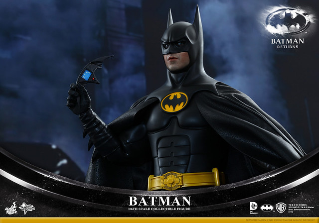 Hot Toys – MMS293 – 蝙蝠俠大顯神威【米高·基頓蝙蝠俠】1/6 比例 Batman