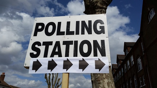 Polling Station - Beacon Road, Lewisham Deptford from Flickr via Wylio