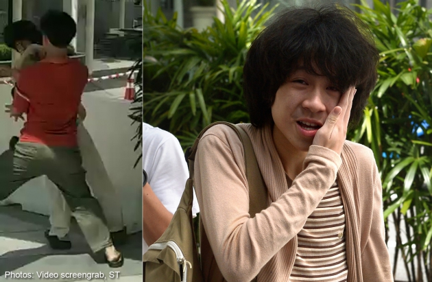 Five Public Figures Slapping (other than Amos Yee) - Alvinology