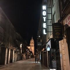 #Salamanca #Spain #nofilter #nocturne #streetphoto