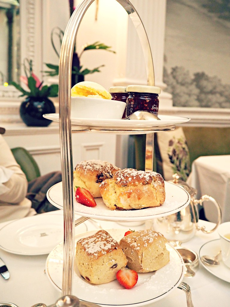Balmoral hotel afternoon tea gluten free 3