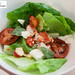 Chilled Maine lobster salad, mozzarella di bufala, tomatoes, baby gem lettuce, basil