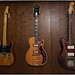 Three Woody Guitars, May 07, 2015 by Maggie Osterberg