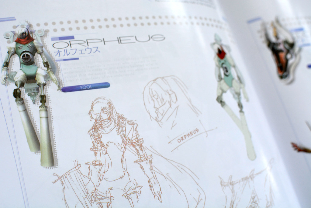 Persona Design Works
