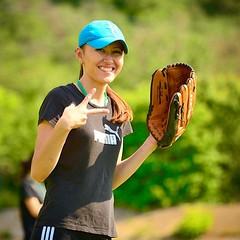 endurance sports(0.0), professional golfer(0.0), fourball(0.0), golfer(0.0), softball(1.0), sports(1.0), athlete(1.0),
