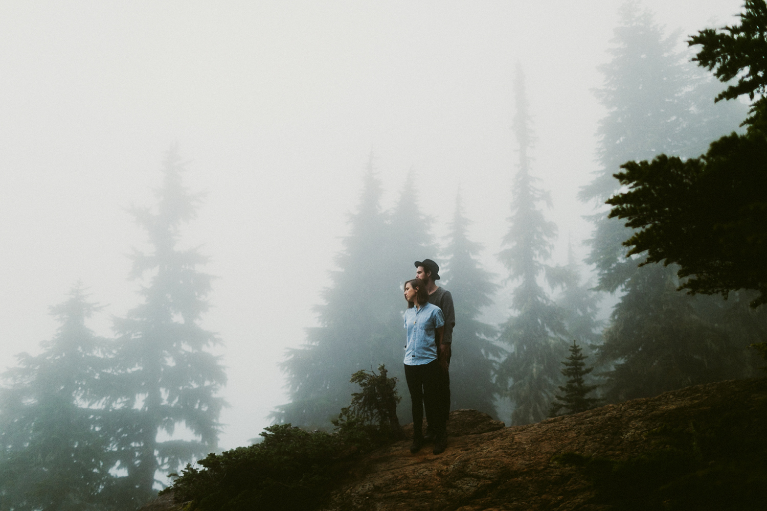 Olympic National Park Adventure Session