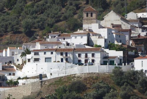 Cútar - (Málaga - Andalucia – Andalousie – Andalusia) España – Espagne – Spain