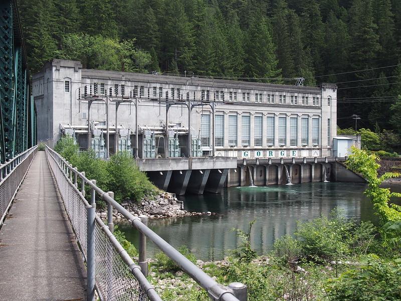 Gorge Dam Powerhouse