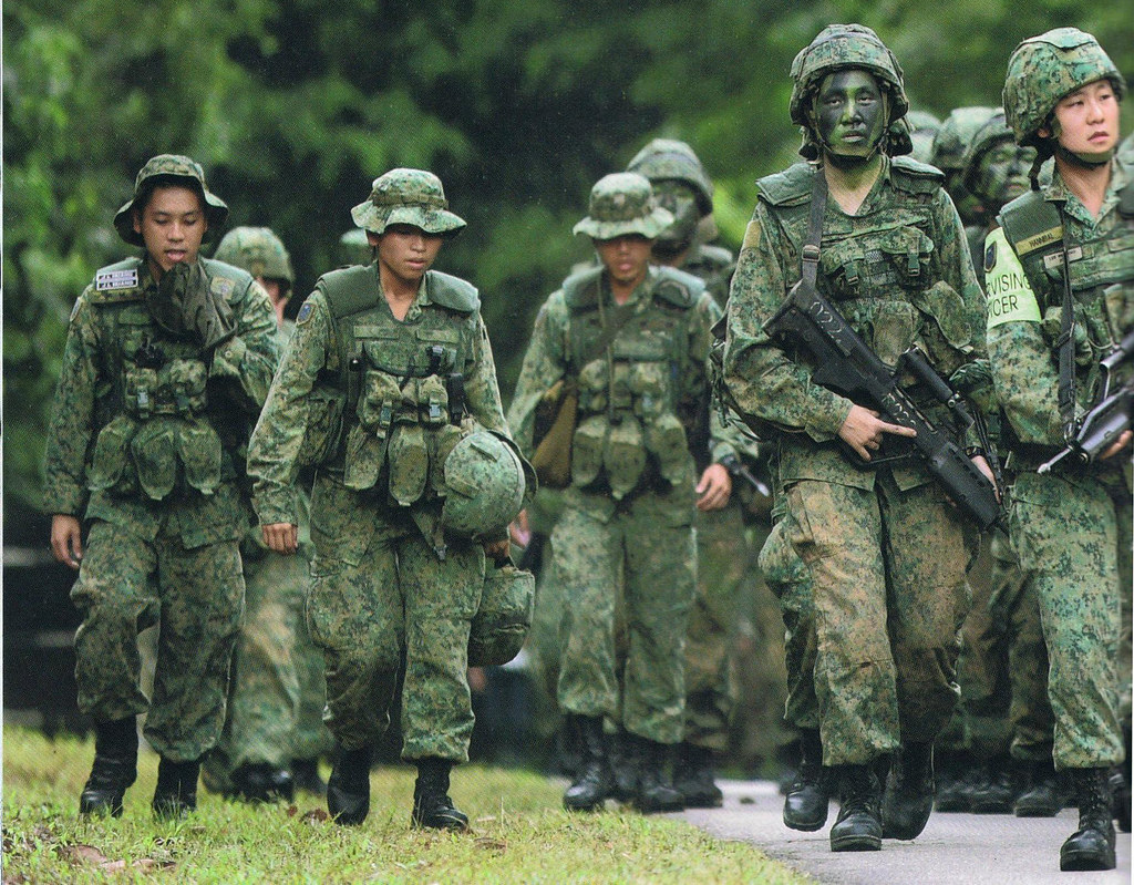 """Singapore Armed Forces Volunteer Corps' 2-Weeks """"Holiday Camp"""" - Alvinology"""