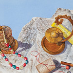 Judy Porzak - Return to Mt. Everest - 25th Annual Colorado Watercolor Society State Exhibition