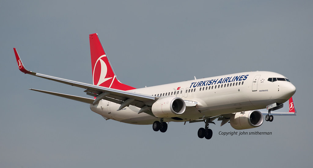 TC-JVH - B738 - Turkish Airlines