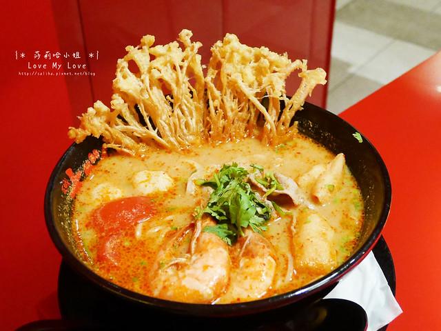 中山站美食餐廳大心泰式拉麵 (11)