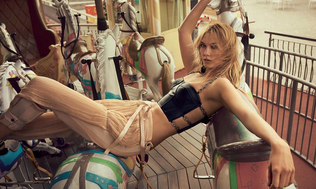 Карли Клосс — Фотосессия для «S Moda» 2016 – 4