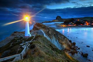 Castlepoint Light