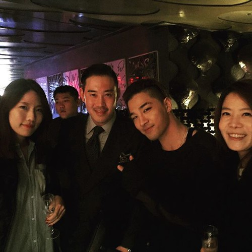 Tae Yang - Phiaton x Teddy Launching Party - 05nov2015 - leeko_revival - 01