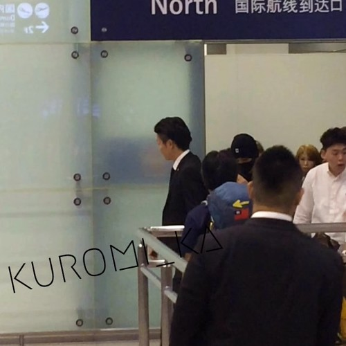 Big Bang - Kansai Airport - 21aug2015 - kuromi_ka - 01