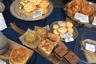 Ferry Plaza Farmers Market - Marla bakery goodies