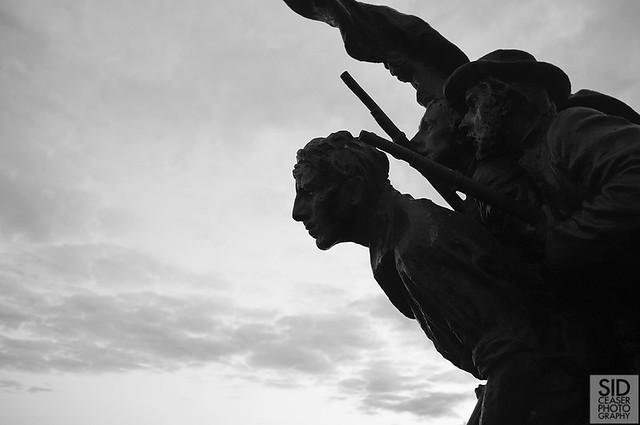 Gettysburg Memorial • VA