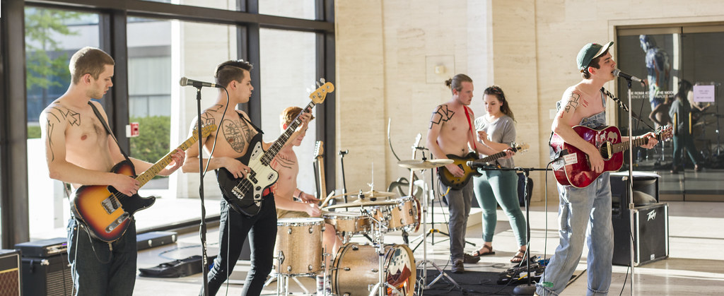 I Forgot To Love My Father at Sheldon Museum of Art's Spring Performance Series | April 30, 2015