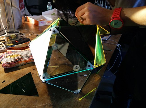 Icosahedron build