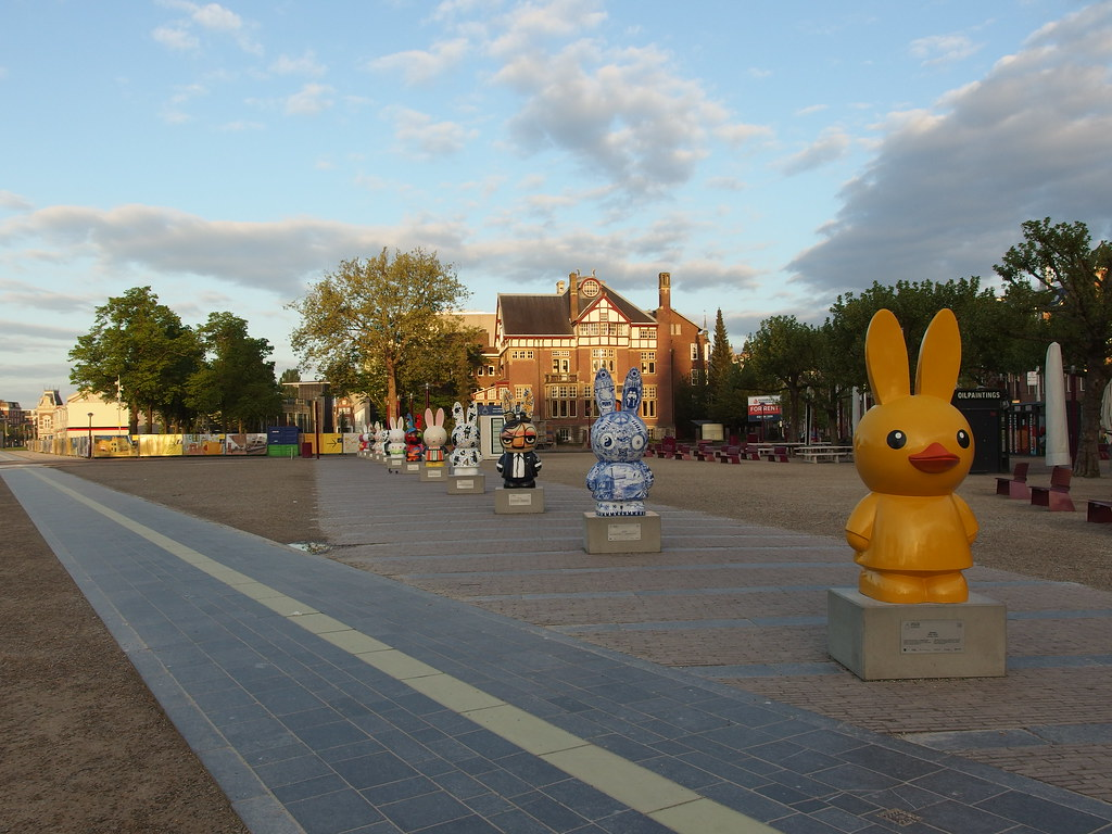 Miffy Parade