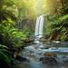 Hopetoun Falls by beaugraph