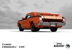 Mercury Cougar Eliminator Hardtop (1970)
