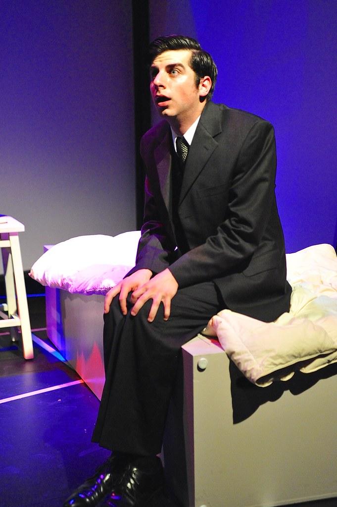 <p>Matthew Payne as Franz<br /> <br /> Photo by Valentine Radev</p>