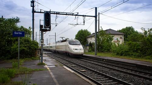 AVE 21, Chandieu-Toussieu