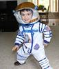 Christina T's Birthday - Sagan in Spacesuit - Copy