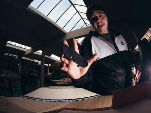 Jan Kröger @ Fast Fingers 18