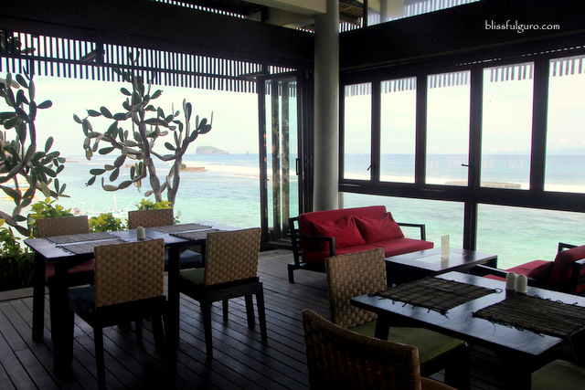 Rama Candidasa Dive and Spa Resort Garpu Restaurant