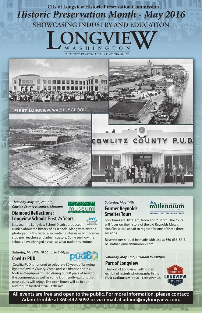 Historic Preservation Month May 2016