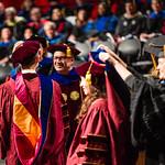 2016 Commencement Ceremonies: Graduate School & Institute of Pastoral Studies
