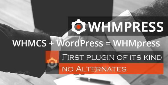 WHMpress v2.8.2 - WHMCS WordPress Integration Plugin