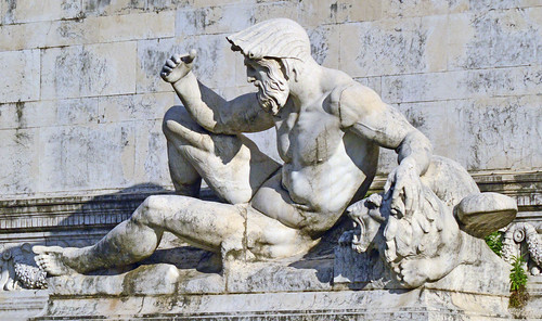 Monumento Nazionale a Vittorio Emanuele II - Statue 10