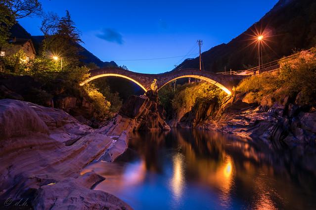 Ponte dei Salti (explored)