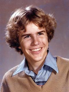 11th grade school portrait