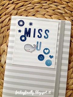 Miss U MEandLF card