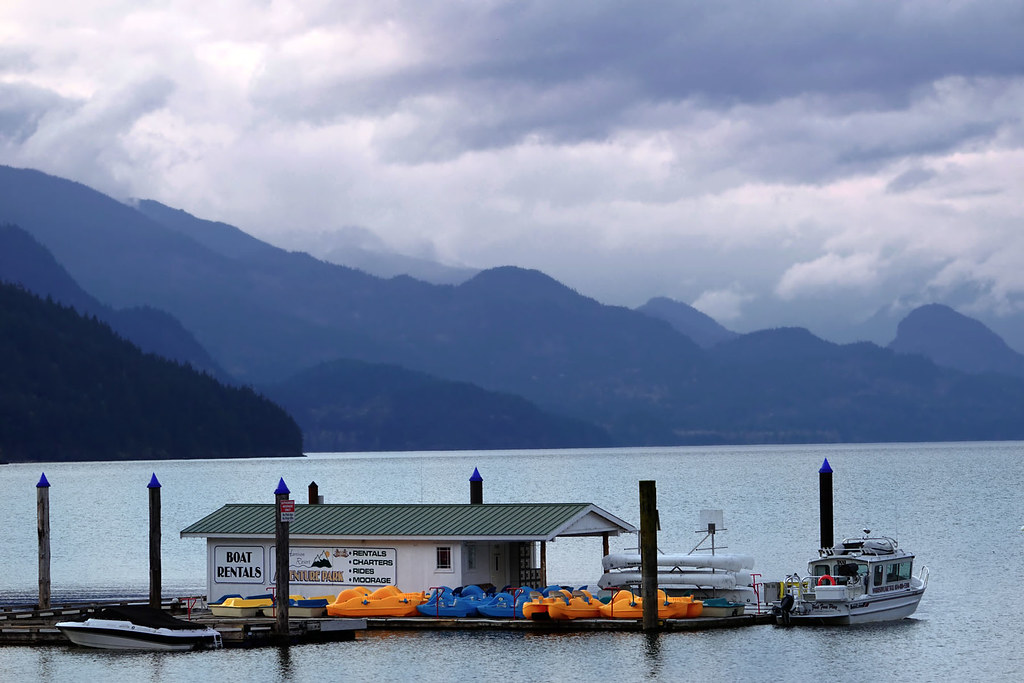 Harrison Hot Springs Fraser Valley British Columbia Around Guides