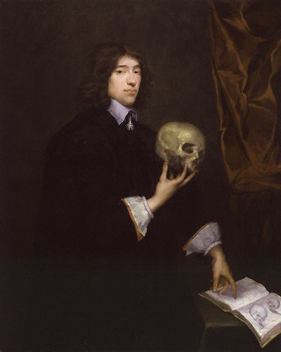 Portrat of Sir William Petty by Isaac Fuller
