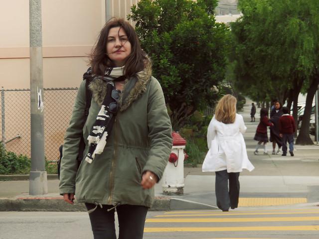 Maite; Sunset, San Francisco (2015)