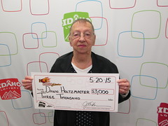 Dawn Holtzmaster - $3,000 Hot Lotto Sizzler